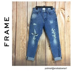 ⭐️Frame Re-Release Rigid Le Original Skinny Jean